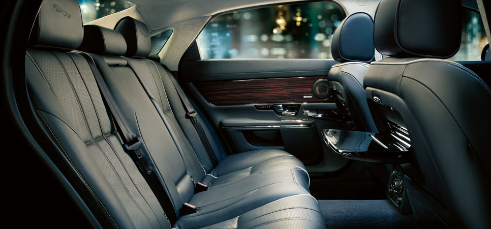 ... By 2013 Jaguar XJL Portfolio With Executive Interior Package. Jet Seats  With Jet Upper Fascia In ...