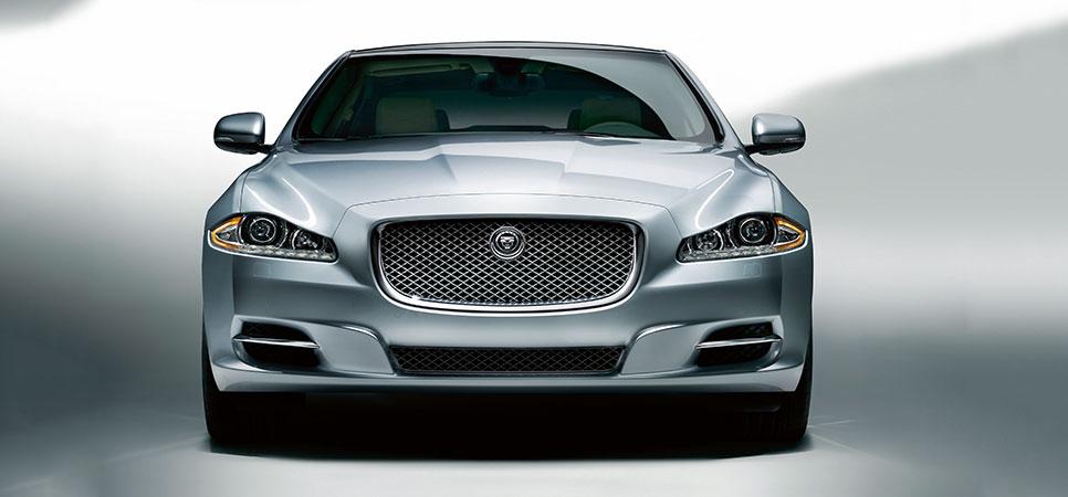 2013 Jaguar Xj In Rhodium Silver Metallic